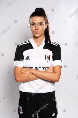 Stock Photo of Ellen Thomas of Fulham Women