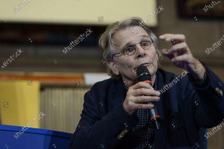 Daniel Pennac, writer.