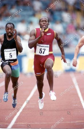 John Regis - Athlete - 1992 They Are Teh Moments Of Truth Which Can Shatter Dreams Or Launch Athletes On The Road To Fame And Fortune. The Olympic Trials At Birmingham This Weekend Gave Britain's Biggest Names The Chance To Rubber Stamp Their Places In The Team - But Also Provided Opportunities For Those On The Fringe To Force Their Way Into The Reckoning. Pkt2558 - 174073