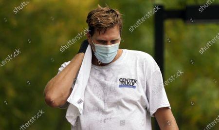 Editorial image of Virus Outbreak Texas, Dallas, United States - 22 Oct 2020