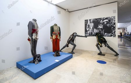 Editorial image of Exhibition Romaison in Rome, Italy - 22 Oct 2020