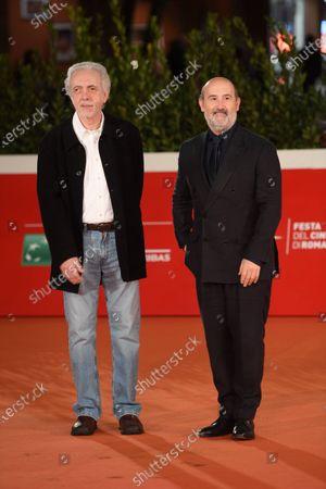 Javier Camara and Fernando Trueba