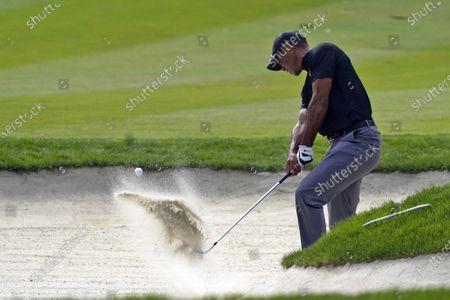 Redaktionelles Foto von Zozo Championship Golf, Thousand Oaks, United States - 22 Oct 2020