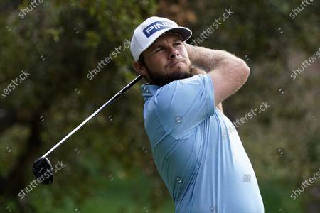 Redaktionelles Bild von Zozo Championship Golf, Thousand Oaks, United States - 22 Oct 2020
