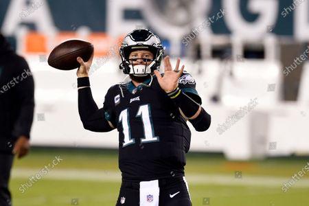 Redaktionelles Foto von Giants Eagles Football, Philadelphia, United States - 22 Oct 2020