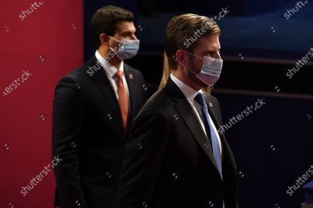 Editorial photo of Election 2020 Debate, Nashville, United States - 22 Oct 2020