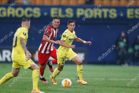 Editorial image of Soccer : 2020-2021 UEFA Europa League : Villarreal CF 5-3 Sivasspor, Vila-Real, Spain - 22 Oct 2020