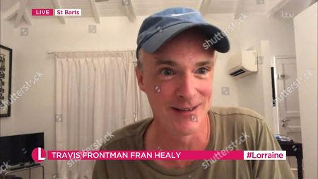 Editorial photo of 'Lorraine' TV Show, London, UK - 23 Oct 2020
