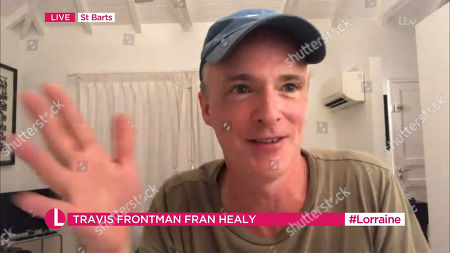 Stock Image of Fran Healy