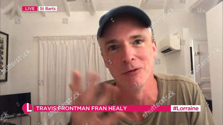 Editorial image of 'Lorraine' TV Show, London, UK - 23 Oct 2020