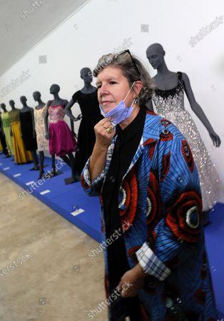 Ara Pacis shows Romaison. Curator of the exhibition Clara Tosi Pamphili.