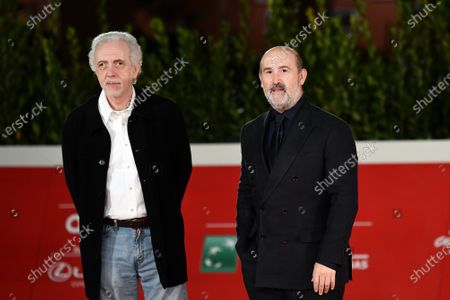 Editorial image of 'Forgotten We'll Be' premiere, Rome Film Festival, Italy - 22 Oct 2020