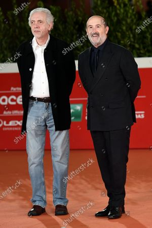 Director Fernando Trueba, Javier Camara