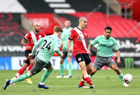 Editorial picture of Southampton v Everton, Premier League, Football, St Mary's Stadium, Southampton, UK - 25 Oct 2020