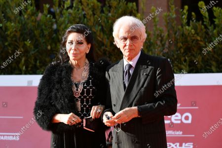 Paola and Valter Mainetti, parents of Director Gabriele Mainetti