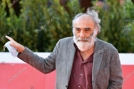 Editorial photo of Director Gabriele Mainetti photocall, Rome Film Festival, Italy - 22 Oct 2020