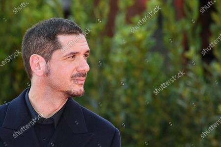 Stock Picture of Director Gabriele Mainetti