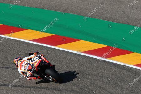 Editorial photo of 2020 Teruel GP, Motorland Aragon, Spain - 23 Oct 2020