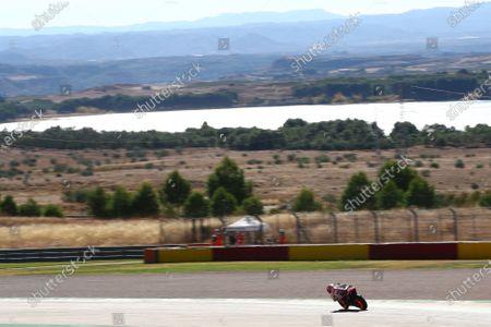 Editorial image of 2020 Teruel GP, Motorland Aragon, Spain - 23 Oct 2020