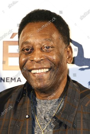 Stock Picture of Pele