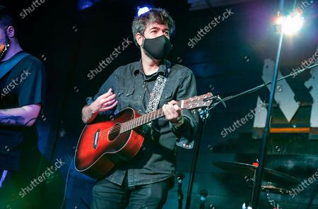 Editorial image of Kitai in concert, Moby Dick Club, Madrid, Spain - 22 Oct 2020