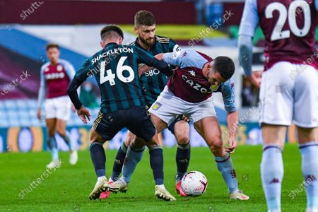 Editorial photo of Aston Villa v Leeds United, Premier League - 23 Oct 2020