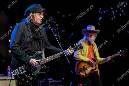 Ray Wylie Hubbard and Bassist Gurf Morlix