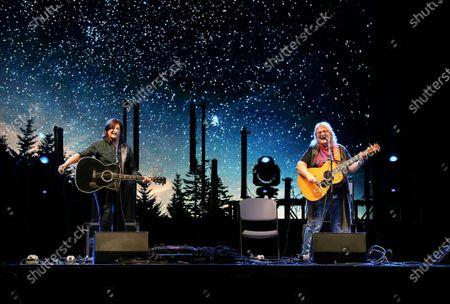 Editorial picture of Indigo Girls In Concert - , Atlanta, United States - 23 Oct 2020