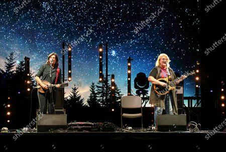 Editorial image of Indigo Girls In Concert - , Atlanta, United States - 23 Oct 2020