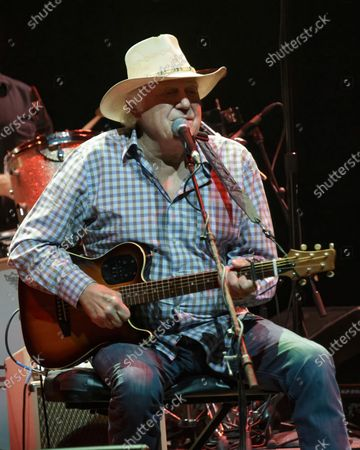 Jerry Jeff Walker performs at ACL Live at the Moody Theater on September 12, 2015 in Austin, Texas.