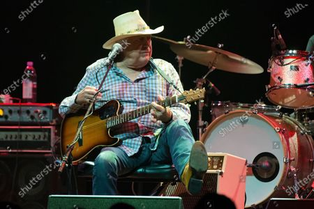 Stock Picture of Jerry Jeff Walker, Austin, USA - 12 Sep 2015