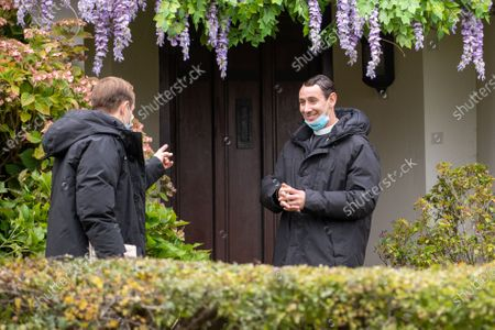 Editorial image of 'Grantchester' TV show filming, Cambridge, UK - 23 Oct 2020