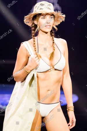 Editorial picture of TCN show, Runway, Swim Fashion Week by Moda Calida, Las Palmas, Spain - 23 Oct 2020
