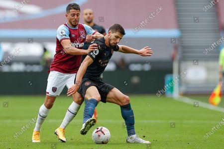 Editorial photo of Soccer Premier League, London, United Kingdom - 24 Oct 2020