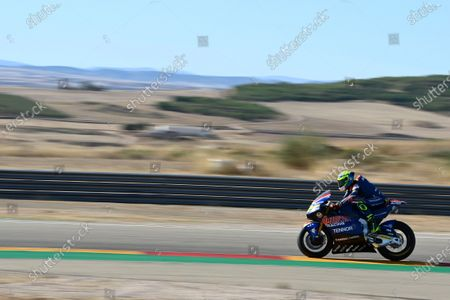 MOTORLAND ARAGON, SPAIN - OCTOBER 24: Marco Ramirez, American Racing during the Aragon II at Motorland Aragon on October 24, 2020 in Motorland Aragon, Spain. (Photo by Gold and Goose / LAT Images)