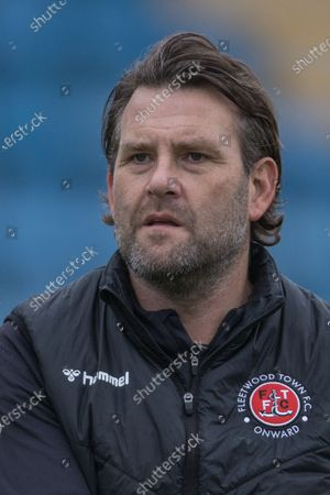 Editorial picture of Gillingham v Fleetwood Town, EFL Sky Bet League 1 - 24 Oct 2020