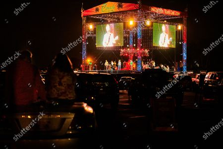 Stock Picture of Concert Atmosphere