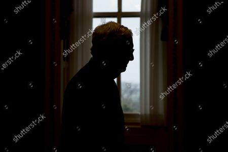 Editorial image of Election 2020 Harry Reid Filibuster, Washington, United States - 23 Mar 2020