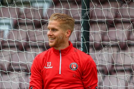 Portrait Ben Amos (13) of Charlton Athletic during the EFL Sky Bet League 1 match between Northampton Town and Charlton Athletic at the PTS Academy Stadium, Northampton