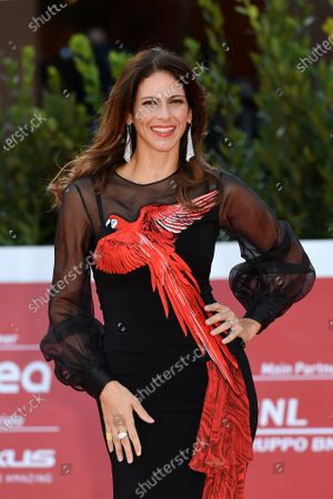 Stock Picture of Janet De Nardis