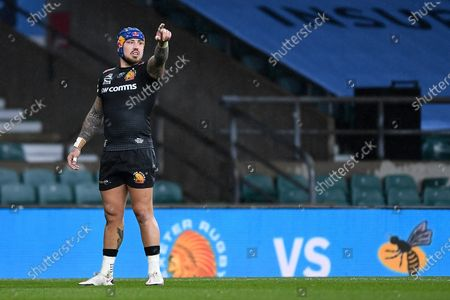Jack Nowell of Exeter Chiefs