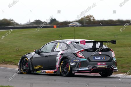 SNETTERTON, UNITED KINGDOM - OCTOBER 24: Tom Chilton (GBR) - BTC Racing Honda Civic Type R during the Snetterton at Snetterton on October 24, 2020 in Snetterton, United Kingdom. (Photo by LAT Images)
