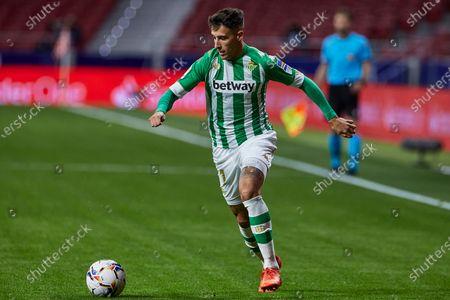 Cristian Tello of Real Betis