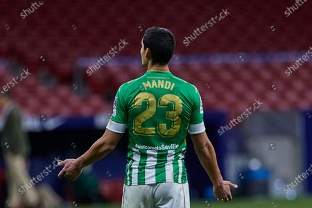 Aissa Mandi of Real Betis