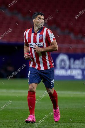Luis Suarez of Atletico de Madrid