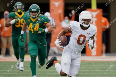 Editorial photo of Baylor Texas Football, Austin, United States - 24 Oct 2020