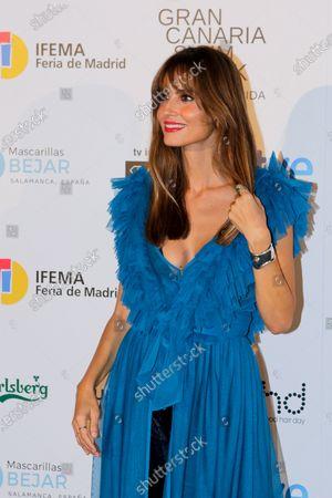 Editorial photo of Photocall, Swim Fashion Week by Moda Calida, Expomeloneras, Las Palmas de Gran Canarias, Canary Island, Spain - 24 Oct 2020
