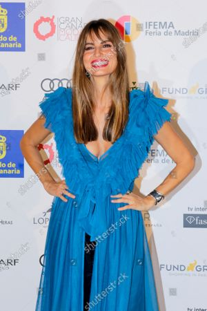 Editorial picture of Photocall, Swim Fashion Week by Moda Calida, Expomeloneras, Las Palmas de Gran Canarias, Canary Island, Spain - 24 Oct 2020