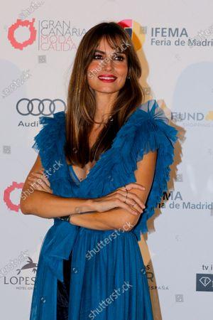 Editorial image of Photocall, Swim Fashion Week by Moda Calida, Expomeloneras, Las Palmas de Gran Canarias, Canary Island, Spain - 24 Oct 2020