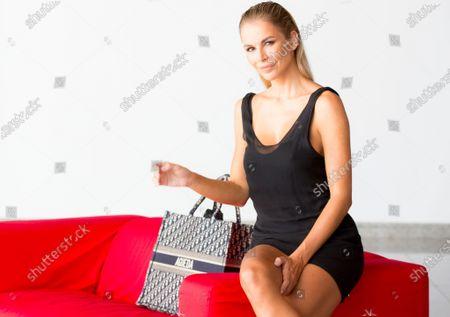 Stock Photo of Agueda Lopez